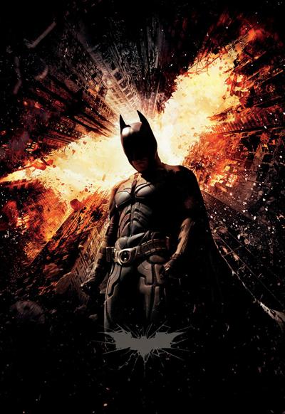 胖瘦自如的蝙蝠侠自身就是一本励志的教科书