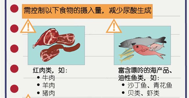 痛风病人什么不能吃?预防痛风膳食搭配要科学!